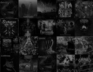 Album images